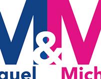 Logo Michel & Miguel