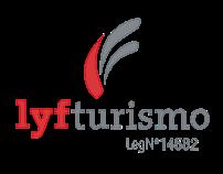 LyF Turismo - Diseño comunicacional.