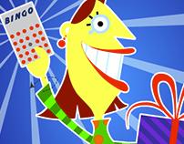 Ilustración para Bingo (2006)