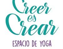 Creer es Crear: branding/web