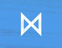 Monarch Project. Logo Design