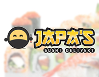 Japa's Sushi Delivery