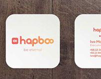 Hapboo Visual Identity