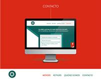 Interfaz gráfica www.moversapp.co