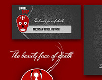 Skull shop design