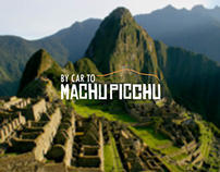By Car to Machu Picchu