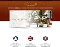 Site Wordpress - Adornare Eventos