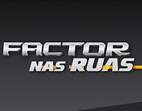Yamaha - Factor nas Ruas