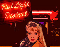 Movie Poster Red Light District