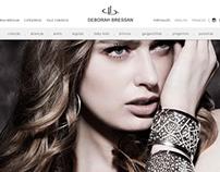 Web-site Débora Bressan