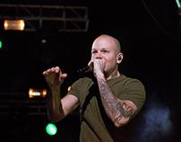 Calle 13 en Montevideo 2014