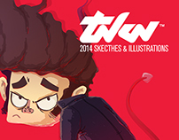 2014 Sketches & Illustrations