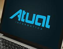 Branding Atual Informática