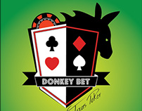 Donkey Bet Texas Poker - Logo