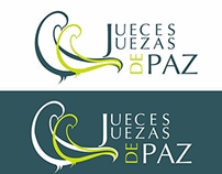 Logo Jueces, Juezas de Paz