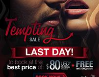 Tempting Sale