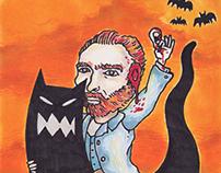 Vincent Van Gogh - Héroe del Lado Oscuro