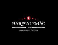 Website Bar do Alemão / Parmegiana Factory - São Paulo