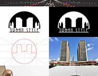 urban style #logo #infografia