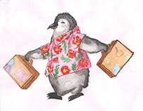 Simon the penguin