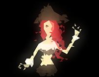 Miss Fortune - TrixelArt