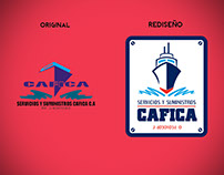 CAFICA: Logo, Manual, Stationary, ID Card (2014)