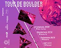 Tour de Boulder - Flyer
