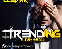 Imagen Corporativa Trending Band