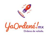Ya Ordené! - Logo Design