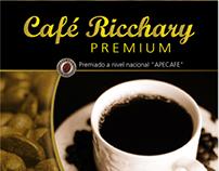 Etiquetas Café Ricchary