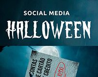Social Media - Halloween L&A Consultoria