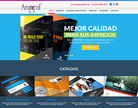 Demo to AMGRAF amgraf.com.sv