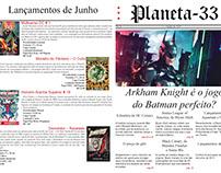 Projeto Jornal