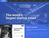 Launch Festival - Concept
