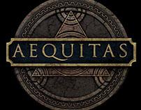 Diseño de Logo Aequitas