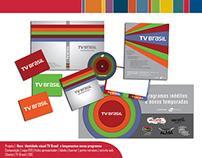 Lançamento da nova Programação Visual da TV Brasil