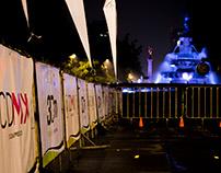 Fotografía evento 30M en Ciudad de México
