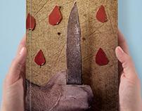 """Tapa de libro """"El matadero"""""""