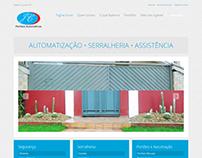 Site para JC Portões