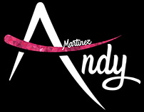 Logo Para el youtuber Andy Martinez