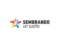 Branding. Fundación Sembrando un Sueño