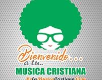 App De musica cristiana
