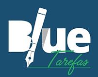 Logo Blue Tarefas