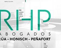 RHP Abogados - Branding