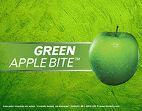 Empaque para Smirnoff Green Apple Bite ( DIAGEO)