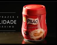 Cappuccino Pilão