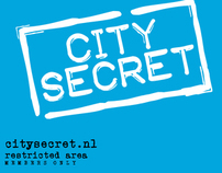 City Secret Identity - Online Cupon Site - Amsterdam