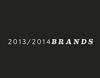 2013/2014 BRANDS