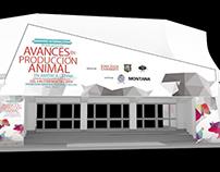 3D EXPO UNIVERSIDAD AGRARIA