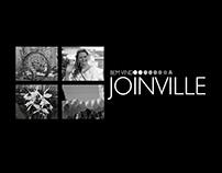 Projeto Fotográfico: Bem vindo a Joinville
